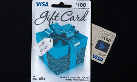 How to transfer a Visa gift card to your bank account